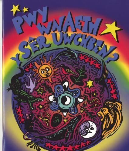 Pwy Wnaeth y Ser Uwchben? (Llyfr + CD Set) (Paperback)