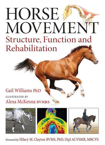 Horse Movement: Structure, Function and Rehabilitation (Hardback)