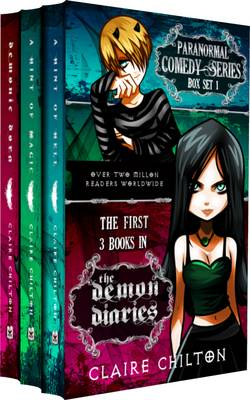 The Paranormal Comedy Series: Box Set One - The Demon Diaries 2
