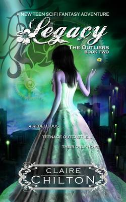 Legacy - The Outliers 2 (Paperback)