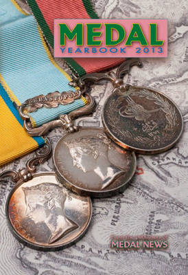Medal Yearbook 2013 (Paperback)