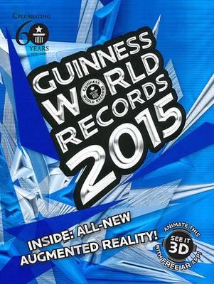 Guinness World Records 2015 (Hardback)