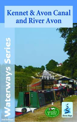 Kennet & Avon Canal and River Avon (Sheet map, folded)
