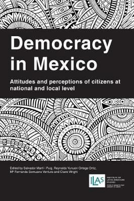 Democracy in Mexico: Attitudes and Perceptions of Citizens at National and Local Level (Paperback)