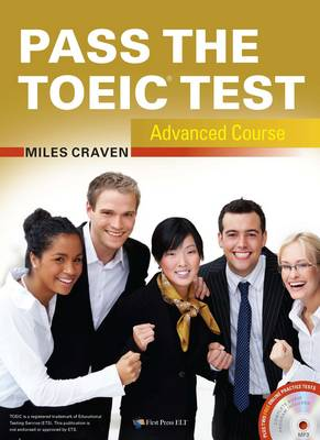 Pass the TOEIC Test Advanced Course (+Complete Audio MP3 & Answer Key)