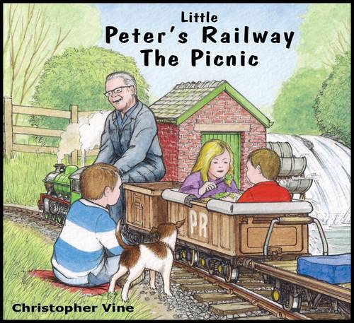 Little Peter's Railway the Picnic - Peter's Railway (Paperback)