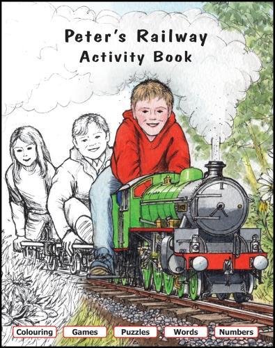 Peter's Railway Activity Book - Peter's Railway (Paperback)