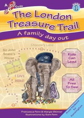 The London Treasure Trail - Step Outside Guides 1 (Paperback)