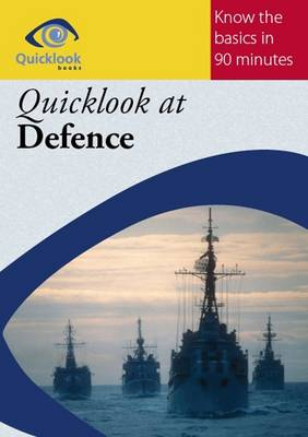 Quicklook at Defence - Quicklook Books (Paperback)