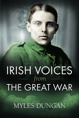 Irish Voices from the Great War (Hardback)