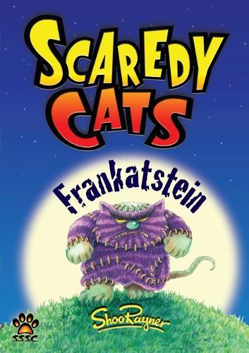 Frankatstein - Scaredy Cats (Paperback)