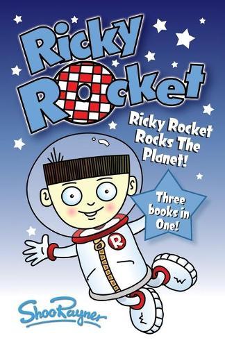 Ricky Rocket - Ricky Rocks the Planet! (Paperback)