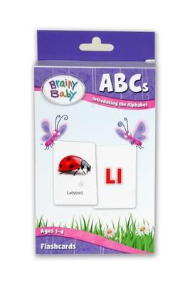 Brainy Baby - ABCs (flash Cards): Introducing the Alphabet