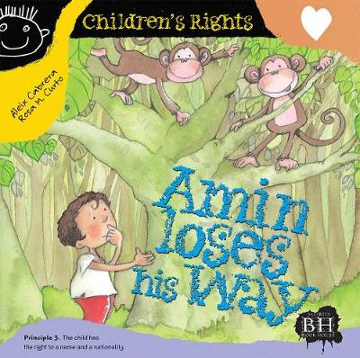 Amin Loses His Way - Children's Rights (Paperback)