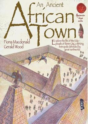African Town - Spectacular Visual Guides (Paperback)