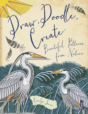 Draw, Doodle, Create: Beautiful Patterns From Nature - Zen Doodling (Paperback)