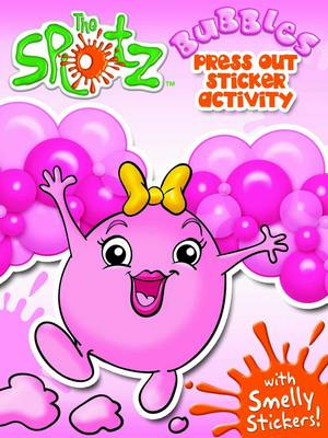 The Splotz - Press Out and Play Activity - Bubbles - Splotz Press Out and Play