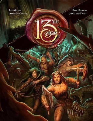 13th Age RPG Core Book (Hardback)
