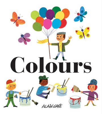 Colours (Hardback)
