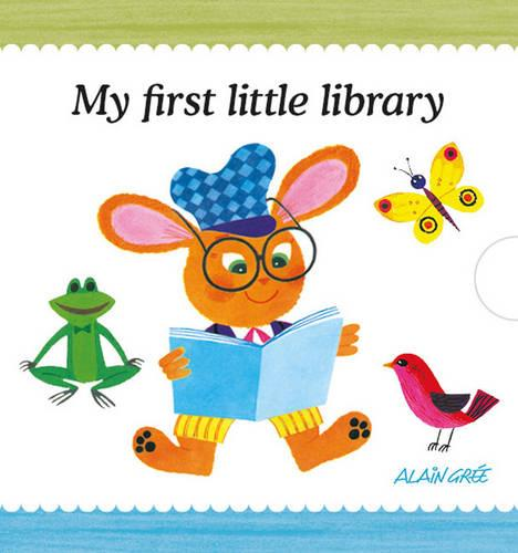 Alain Gree: First Little Library (Board book)