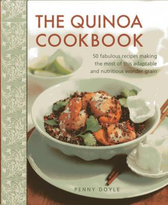Quinoa Cookbook (Hardback)