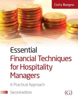 Essential Financial Techniques for Hospitality Managers: A practical manual (Paperback)