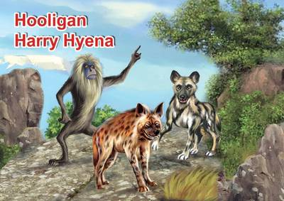 Hooligan Harry Hyena (Paperback)