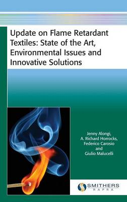 Update on Flame Retardant Textiles: State of the Art, Environmental Issues and Innovative Solutions (Hardback)