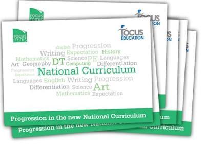 Focus Mini: Progression in the National Curriculum (Spiral bound)