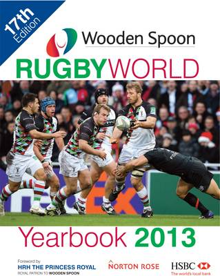 Wooden Spoon Rugby World Yearbook 2013 (Hardback)