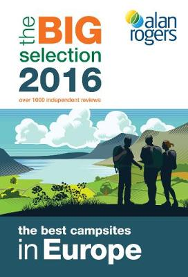 Best Campsites in Europe 2016 (Paperback)