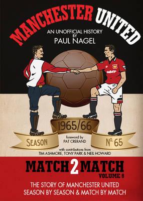 Manchester United Match2match: 1965/66 Season (Paperback)