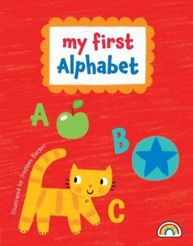 My First Alphabet: No. 1 - My First (Hardback)