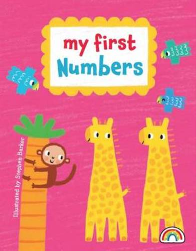My First Numbers: No. 2 - My First (Hardback)