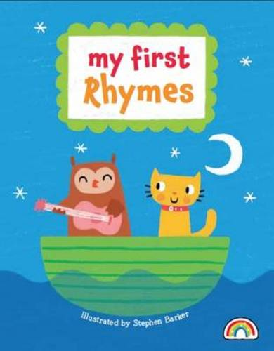My First Rhymes - My First (Hardback)