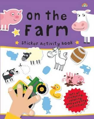 Sticker Activity Book on the Farm - Sticker Activity Book (Paperback)