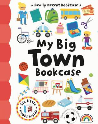My Big Town Bookcase - Really Decent Bookcase 3 (Hardback)