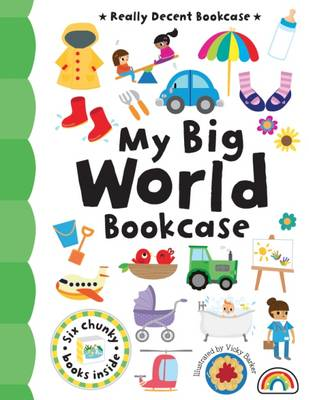 My Big World Bookcase - Really Decent Bookcase 4 (Hardback)