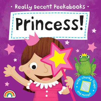 Peekabooks - Princess - Peekabooks (Hardback)