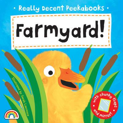 Peekabooks - Farmyard - Peekabooks (Hardback)