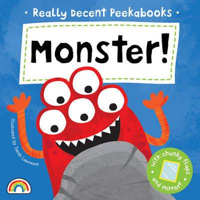 Peekabooks - Monsters - Peekabooks (Hardback)