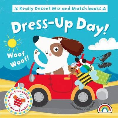 Mix and Match - Dress Up Day - Mix and Match (Board book)