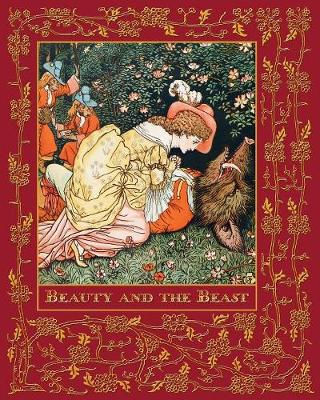 Beauty and the Beast (Illustrated) (Paperback)