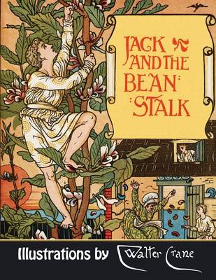 Jack and the Beanstalk (Illustrated) (Paperback)