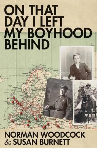 On That Day I Left My Boyhood Behind (Paperback)
