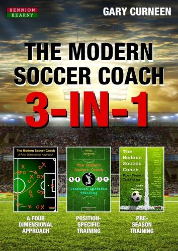 The Modern Soccer Coach: 3-In-1 (Paperback)