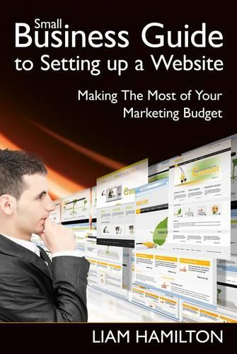 Small Business Guide to Setting Up a Website: Making the Most of Your Marketing Budget (Paperback)