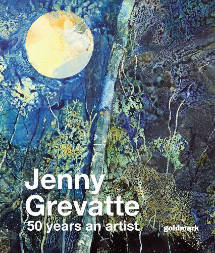 Jenny Grevatte: 50 years an artist (Paperback)