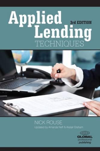 Applied Lending Techniques (Paperback)