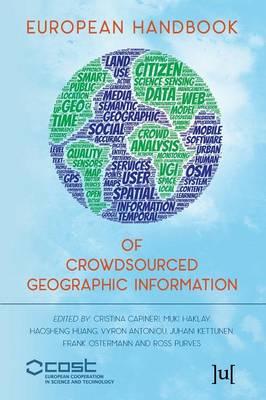 European Handbook of Crowdsourced Geographic Information (Paperback)